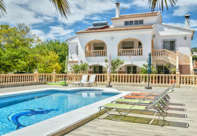 Villa in Calpe / Calp - VILLA SINDI