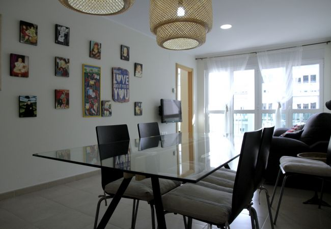 Apartment in Santa Coloma - Prat Condal***, 4/6 (4t 4a)