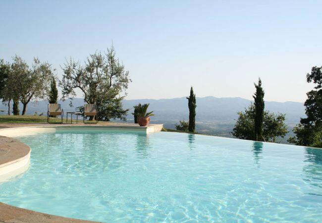 Apartment in Loro Ciuffenna - Romantic Nest on Tuscany Hills at Villasiesta