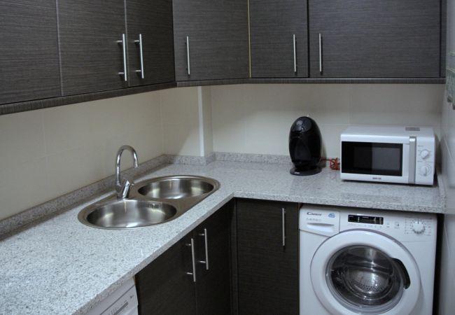 Apartment in Santa Coloma - Prat Condal***2/4 (3r 1a)
