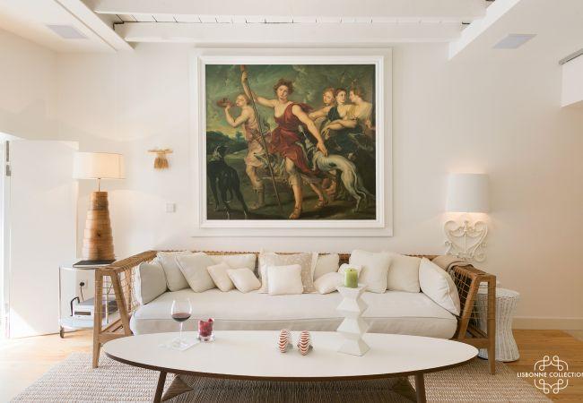Apartment in Lisboa - Ap43 - Cordoeiros