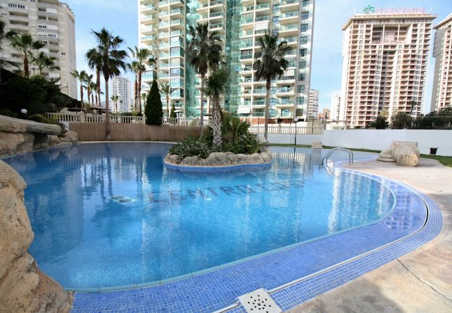 Apartment in Villajoyosa - A832 - Atrium Beach 2