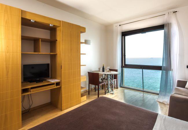 Aparthotel in Trapani - Garibaldi 31 - Appartamento Deluxe Mare 4