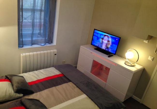 Estudio en Toulouse - La Grave T1