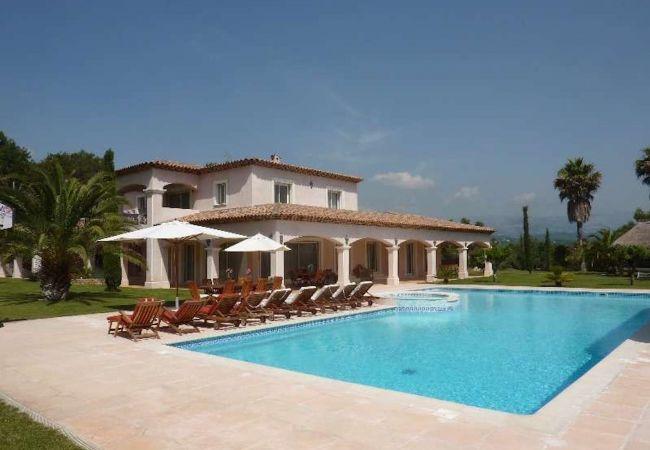 Villa en Valbonne - HSUD0079