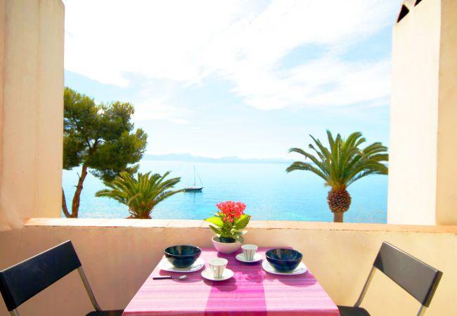 Apartamento en Alcúdia - A. Vida Sana Sea Views in Alcanada