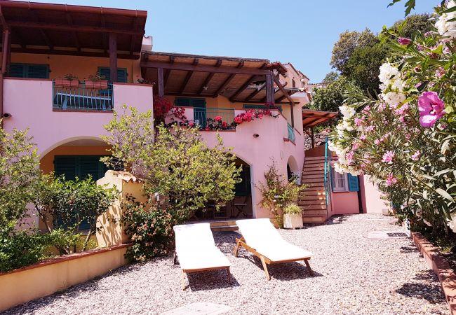 Apartamento en Sas Linnas Siccas - Maison Bouganvillea_Appartamento a 150 mt dal mare