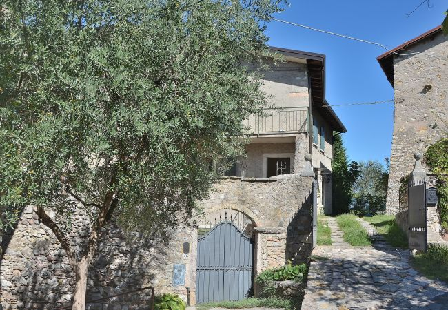 Apartamento en Torri del Benaco - Apartment Loncrino With Terrace Lake View