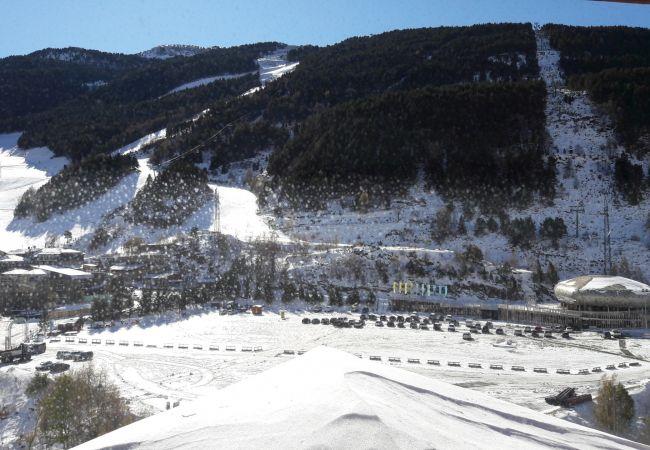 Apartamento en El Tarter - Orquidea 5º - ski & mountain