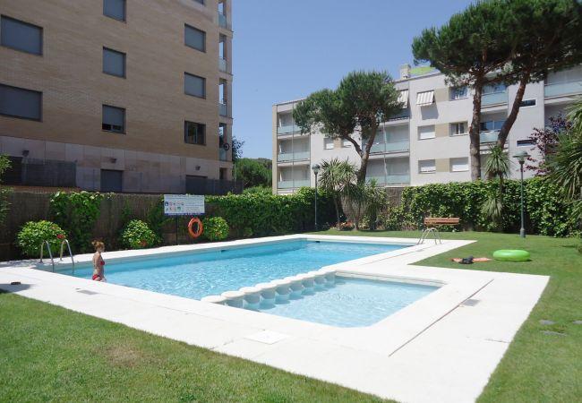 Appartement à Lloret de Mar - ANTILLAS 2-C FAMOUS RESORT FENALS CLOSE BEACH
