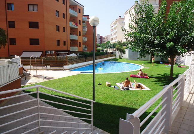 Appartement à Lloret de Mar - Mi Casa Fenals(2/4pax)-Wifi Free-Pool-Terrace