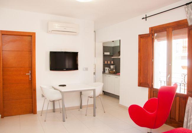 Studio à Villajoyosa -  HAPPY 1 - STUDIO IN FRONT THE BEACH
