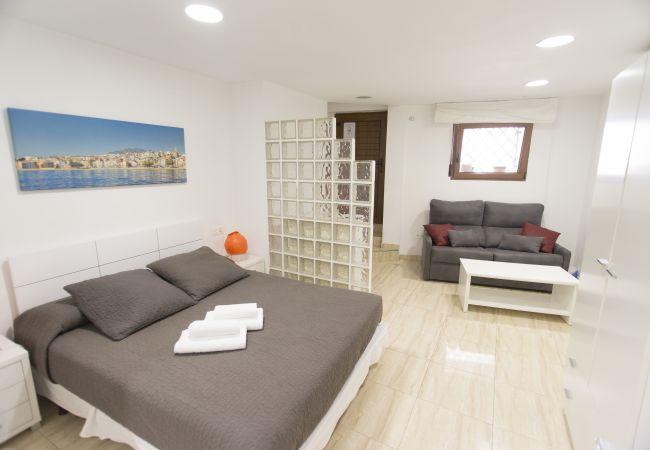 Appartement à Villajoyosa - PLANTA BAJA - GROUND FLOOR STUDIO