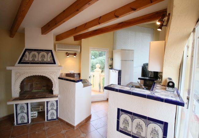 Villa à Denia - Don Quijote Studio SE - carlosferien-Costa-Blanca