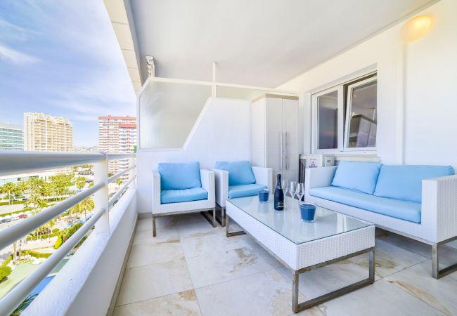 Appartement Esmeralda - Appartement en première ligne de plage Calpe