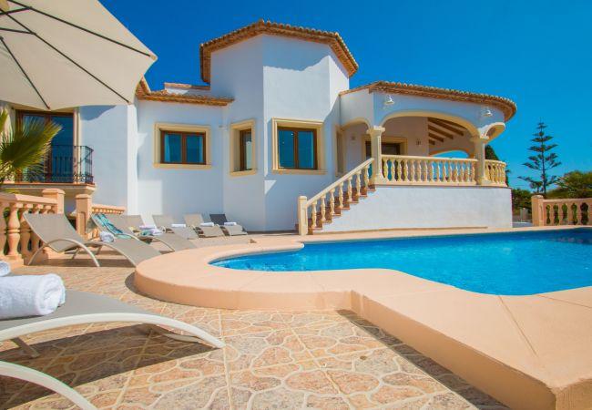 Villa à Calpe - Altamira