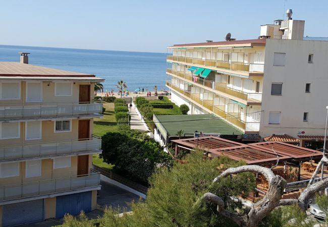 Appartement à Cambrils - 7346-Apartamento con bonitas vistas y 50m playa