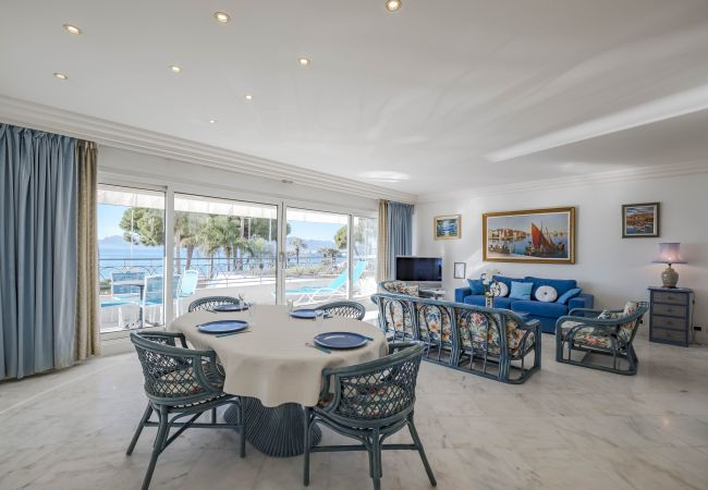 Appartement à Cannes - Mecker 3p Palais Miramar