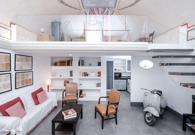 Appartement à Roma - Vespa Studio Loft Trastevere