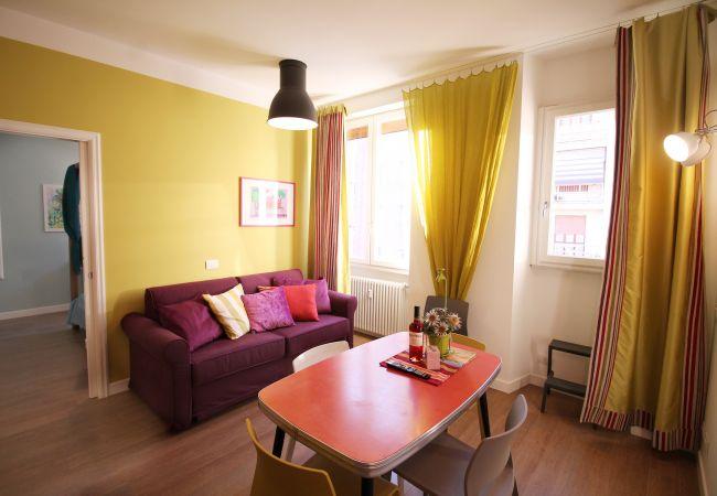 Appartement à Roma - Colorful Vatican Apartment