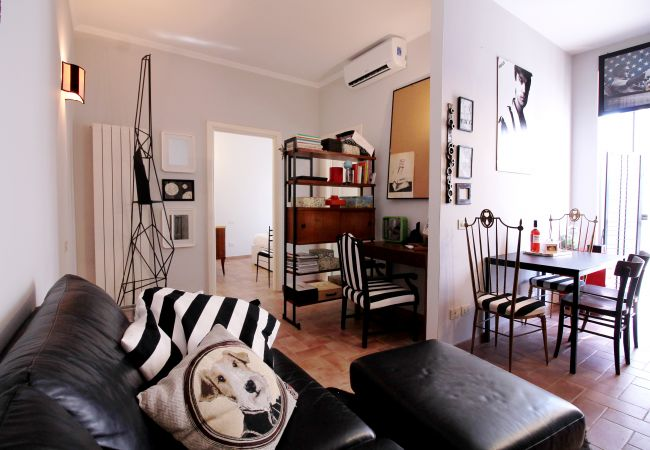 Appartement à Roma - Groovy and Super-connected Apartment
