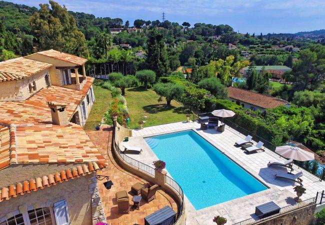 Villa à Mougins - L'ORANGERAIE VI2077