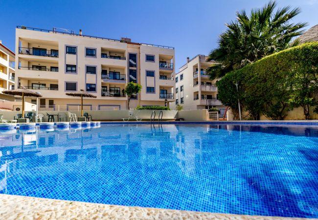 Appartement à Moraira - CALAMORA-2-3º A GRANDE