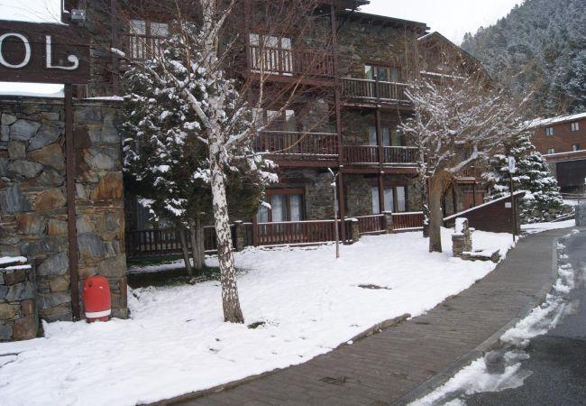 Appartement à Soldeu - DUPLEX DEUSOL - 3/5 estandar